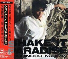 Shake It Paradise 2001 by Kubota, Toshinobu