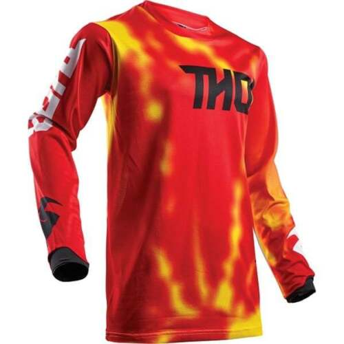 Thor 2018 Adults Pulse Air Radiate Motocross MX Enduro Jersey SALE!