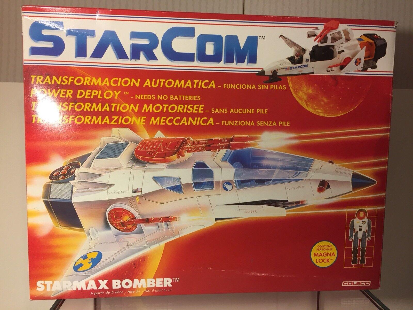 ahorre 60% de descuento EstrellaCom EstrellaMAX BOMBER Coleco sin usar usar usar y en caja sellada ❗ Ultra Rar ❗  primera vez respuesta