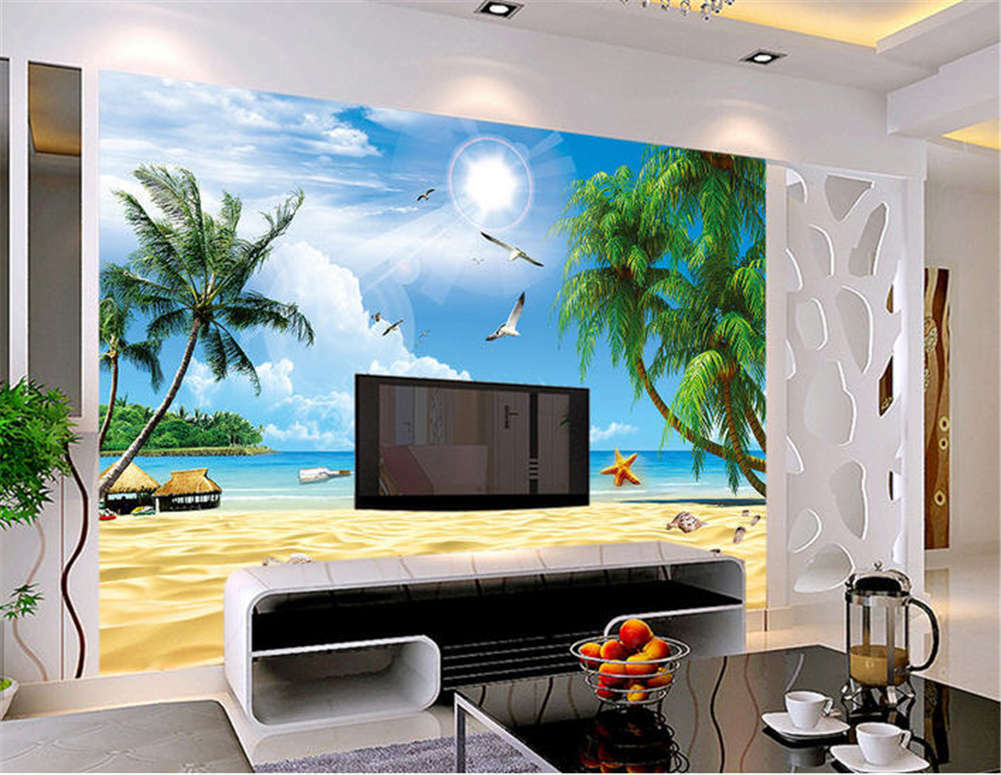 Dependent Sandy Wind 3D Full Wall Mural Photo Wallpaper Printing Home Kids Decor