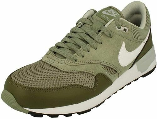 Nike Rinning Odyssey Air Stone Jade Blanc Chaussures Trainers Genuine Casual ZrtrUBqW