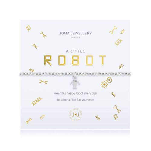 Joma Joyas-un poco Robot-Pulsera Con Bolsa De Regalo Y Etiquetas