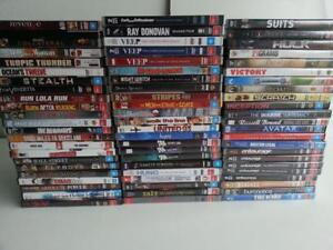 DVD Collection Starting From $2 – Various Titles and TV