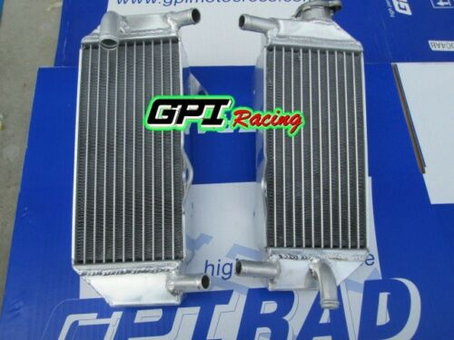FOR HONDA CRF250 CRF250R CRF 250R 2010-2013 2011 2012 Aluminum radiator