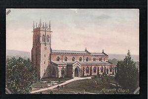 L-K-Aysgarth-Church-1900-039-s-Postcard-Yorkshire