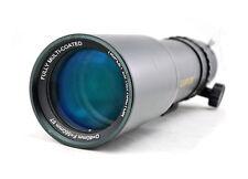 Visionking Refractor apo F/7 80 Ed Monocular Telescopio Astronómico