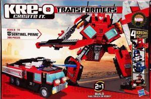 Kre-O-Create-It-Transformers-Sentinel-Prime-Fire-Truck-NIB-386-Pieces-4-Kreons