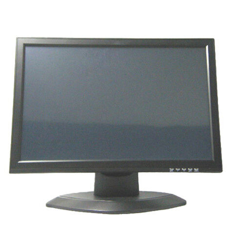 """HD USB Interface 19"""" Inch Wide LCD TouchScreen Monitor VGA Stand Touch Screen"""