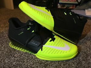 Nike Romaleos 3 weightlifting shoes men