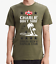 Cadeau idéal pour papa! The Clash Charlie ne Surf T-shirt Punk//New Wave