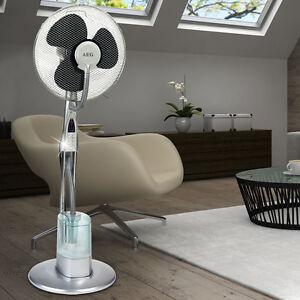Klimageraet-Ventilator-Standventilator-Luftbefeuchter-Windmaschine-AEG-VL-5569
