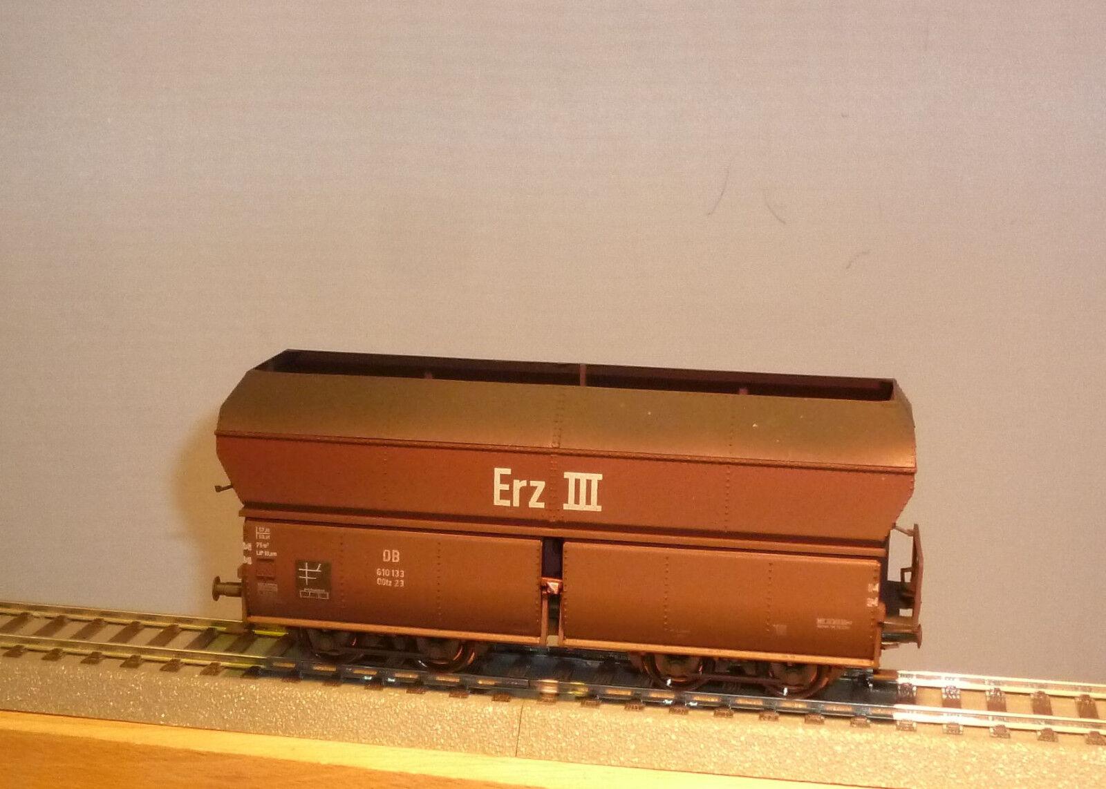 Brawa h0 47564 Vagón de autodescarga ootz 23 610133 DB Ep 3. NUEVO Y EMB. orig.