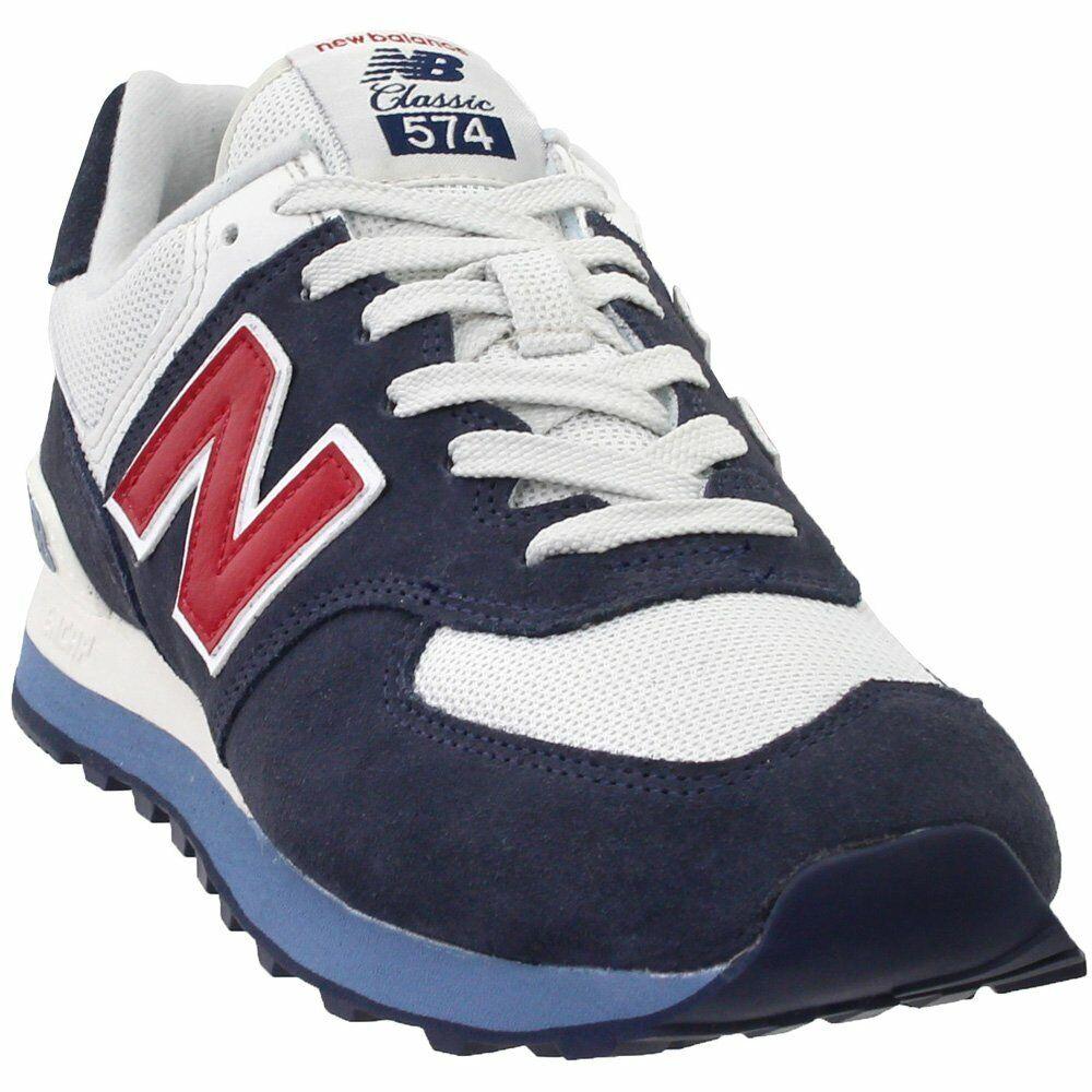 ny ny ny balans 574 skor - grå - herr  är diskonterad