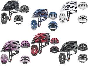UVEX Allround Sport Touren Fahrradhelm i-vo CC