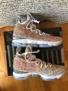 "LeBron 12 EXT ""Fruity Pebbles"" Official Look & Release ... 
