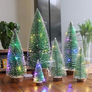 Novelty-Mini-Light-LED-Christmas-Decor-Xmas-Tree-Props-Miniature