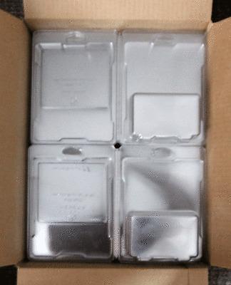 Sterling Protector Case BLEMISHED Retro 76 Pack Pop 2018 Car Culture Hot Wheels