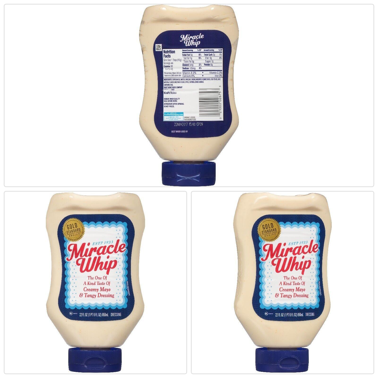 Kraft Miracle Whip Dressing, Original