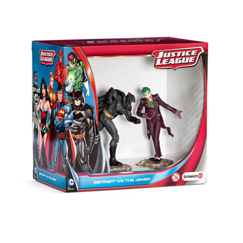 "/""Scenery Pack Batman vs The Joker/"" #schleich DC-NEUF dans neuf dans sa boîte-Comme neuf Dans Box! 22510"