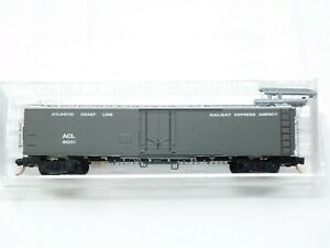 N-Scale-Micro-Trains-MTL-05200110-ACL-Atlantic-Coast-Line-Express-Reefer-3001