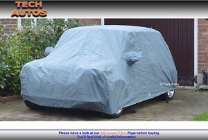 Clásico Rover Mini Saloon supersoftpro Interior Cubierta de coche