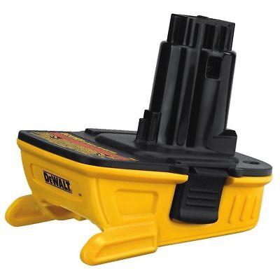 DEWALT DCA1820 20Volt MAX Battery Adapter for 18Volt Tools
