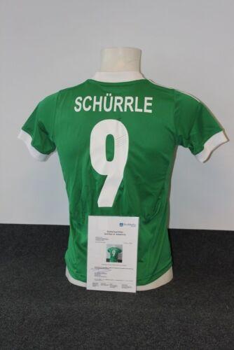 Deutschland Trikot, Andre Schürrle signiert, DFB, Borussia Dortmund, BVB, 152