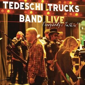Tedeschi-Trucks-Band-Everybody-039-s-Talking-Live-New-CD