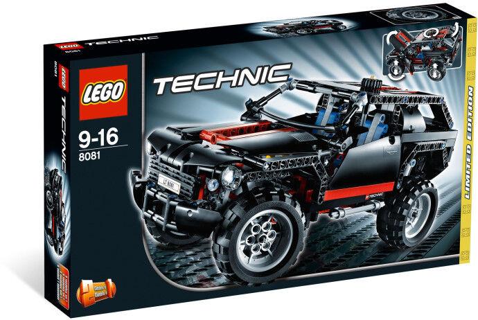 Lego Technic MODEL  8081 EXTREME CRUISER NEW Sealed - Off Roader