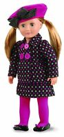 Our Generation Deluxe Outfit Oh My Posh Dress Set Pink For 18doll