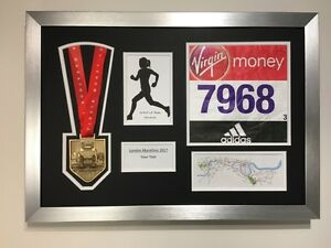 image is loading london marathon 2017 display frame choose from 3 - Display Frames