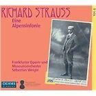 Richard Strauss - : Eine Alpensinfonie (2016)