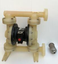 Ingersoll Rand Aro Pd15p Fps Pm 1 12 Pneumatic Double Diaphragm Transfer Pump
