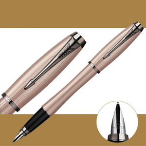 Good-Parker-Urban-Series-Pen-Pink-Champagne-0-5mm-Fine-Nib-Fountain-Pen