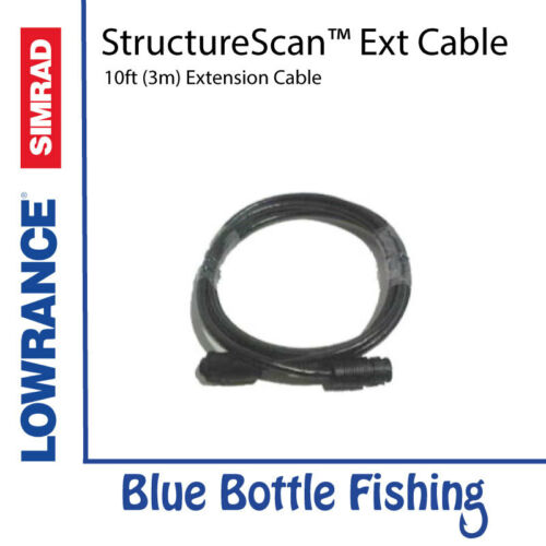 SIMRAD StructureScan Extension Cable 10ft for Lowrance
