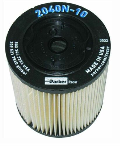 Racor 2040N10 Fuel Filter//water Separator 10Micron Secondary for 900 Turbine LC