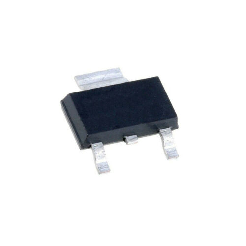 8X STN4NF20L Transistor N-MOSFET STripFET™ II unipolar 200V 1A 3,3W STMicroelec