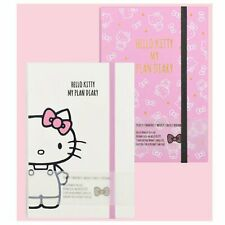 Sanrio Hello Kitty Yearly Monthly Weekly Diary Scheduler Planner Faux Leather