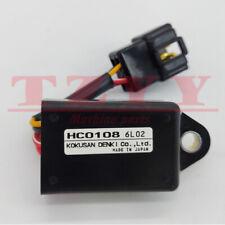 128300 77920 Hc0108 New Glow Plug Timer Relay For Yanmar 4tnv94 Engine