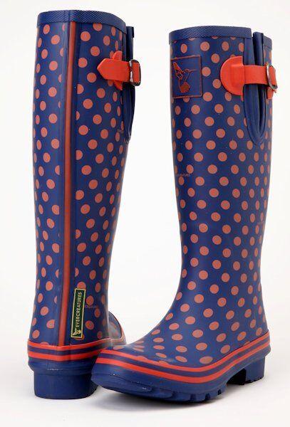 più sconto Signore Stivali Di Gomma Stivali Stivali Stivali Invernali Stivali pioggia Designer evercreatures Gomma Wellingtons  per poco costoso