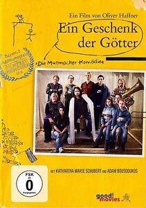 KATHARINA MARIE SCHUBERT - EIN GESCHENK DER GÖTTER  DVD NEU