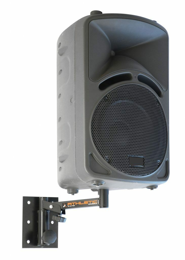 Athletic Speaker stand BOX-WR 290 Professional Wall-mounted