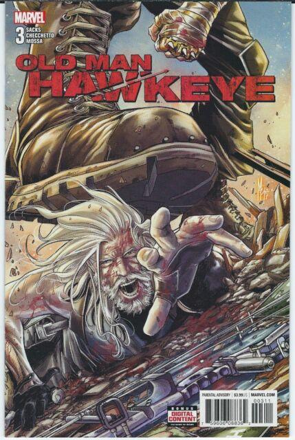Old Man Hawkeye 3