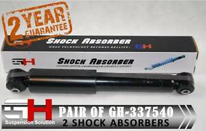 2-NEW-REAR-SHOCK-ABSORBERS-FOR-SMART-CABRIO-CITY-CROSS-FORTWO-GH-337540K