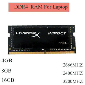 4-Go-8-Go-16-Go-2400-MHz-2666-MHz-3200-MHz-DDR4-SO-DIMM-RAM-pour-Kingston-HyperX