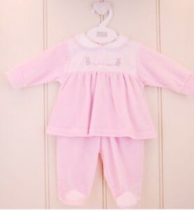 539a89eb82c023 New Pex Snuggly bunny Baby Girl 2pc suit in Pink. BNWT 3-6m or 6-9m ...