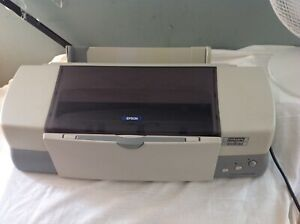 Epson-Stylus-Photo-1290-A3-Inkjet-Printer-Read-Description