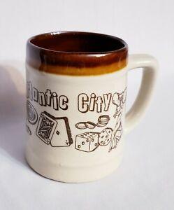 Vintage-Atlantic-City-Souvenir-Coffee-Mug-Cup-New-Jersey-Gambling-Casino