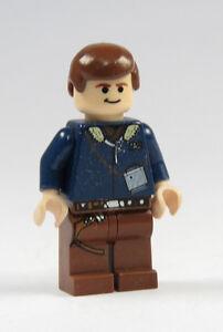 Lego-Star-Wars-Figura-Han-solo-Mini-Figura-di-6212