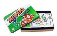 Original Mattel Skip-bo Deluxe Kartenspiele Karten Kinder Spile Spielzeug Neu